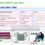 The Epidemic Game Maker - an example of agent-based modelling public outreach