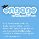 Engage for RDM? We plan to learn from the highly successful Engage 'project' to promote RDM at Oxford