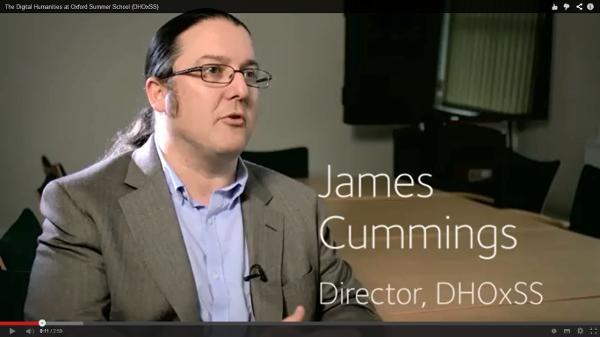 James Cummings on YouTube