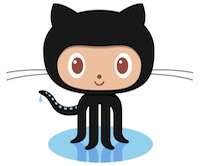 Octocat - the mascot of Github