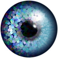 Data visualisation - eye