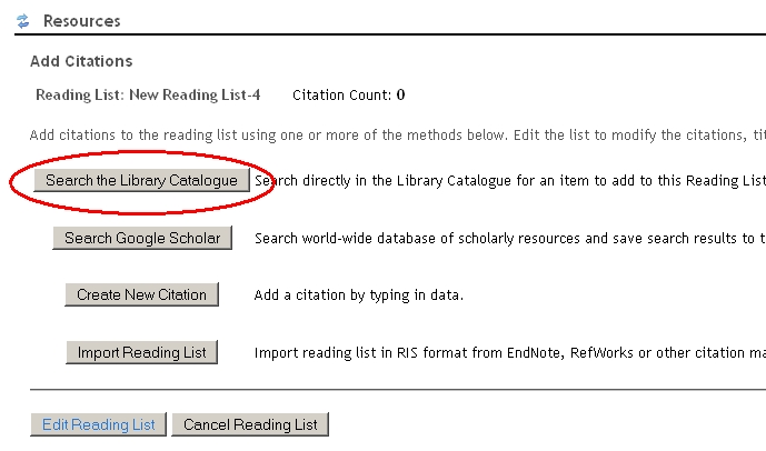 Reading List Improvements | WebLearn Blog