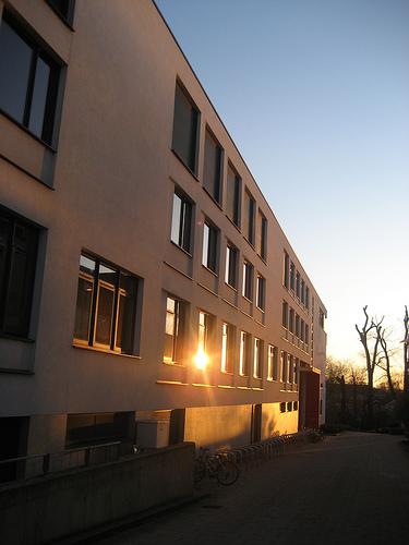 NPEU Building