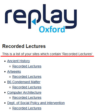 lecture capture | trialling lecture capture for students at oxford, Presentation templates