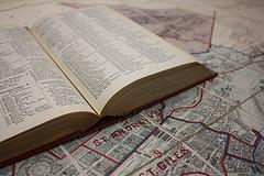 POD and Map of Edinburgh
