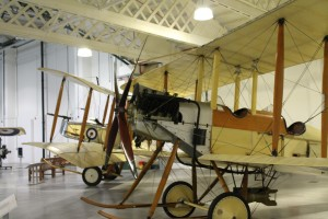Picture of WW1 aeroplanes