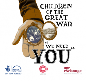 Children of The Great War 'recruitment poster'