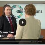 Frank Draushke interviews Angela Merkel