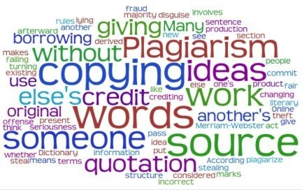 Coursework plagiarism uk